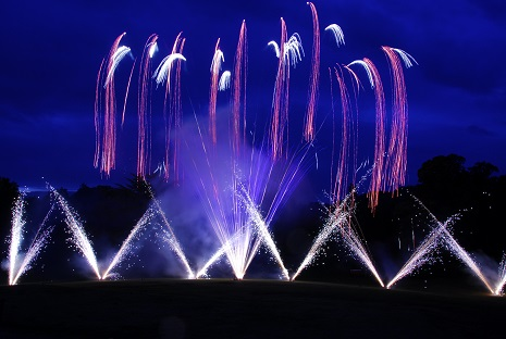 Quiet firework displays:  Is that really a thing?
